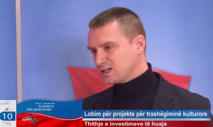 Florian Tahiri: Prioriteti im, çështja çame