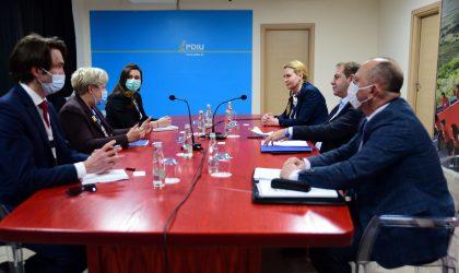 Idrizi pret shefen e Misionit Vëzhgues të ODIHR: Rama po përdor shtetin në fushatë
