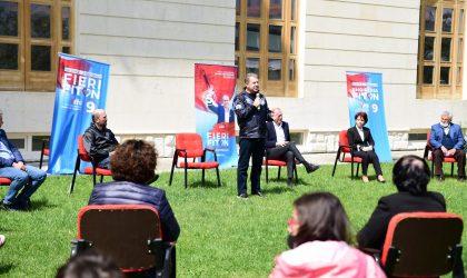 Fier, Idrizi: Në 25 prill të bashkohemi te zëri politik i Çamërisë