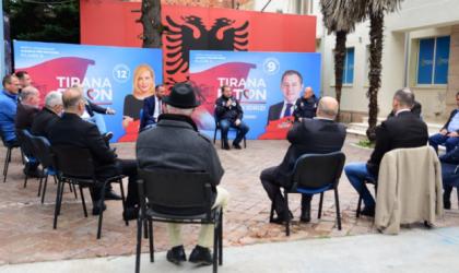 """Idrizi me kryesinë e Shoqatës Patriotike """"Çamëria"""" në Kosovë: Të jetësojmë """"Schengenin"""" kuqezi"""